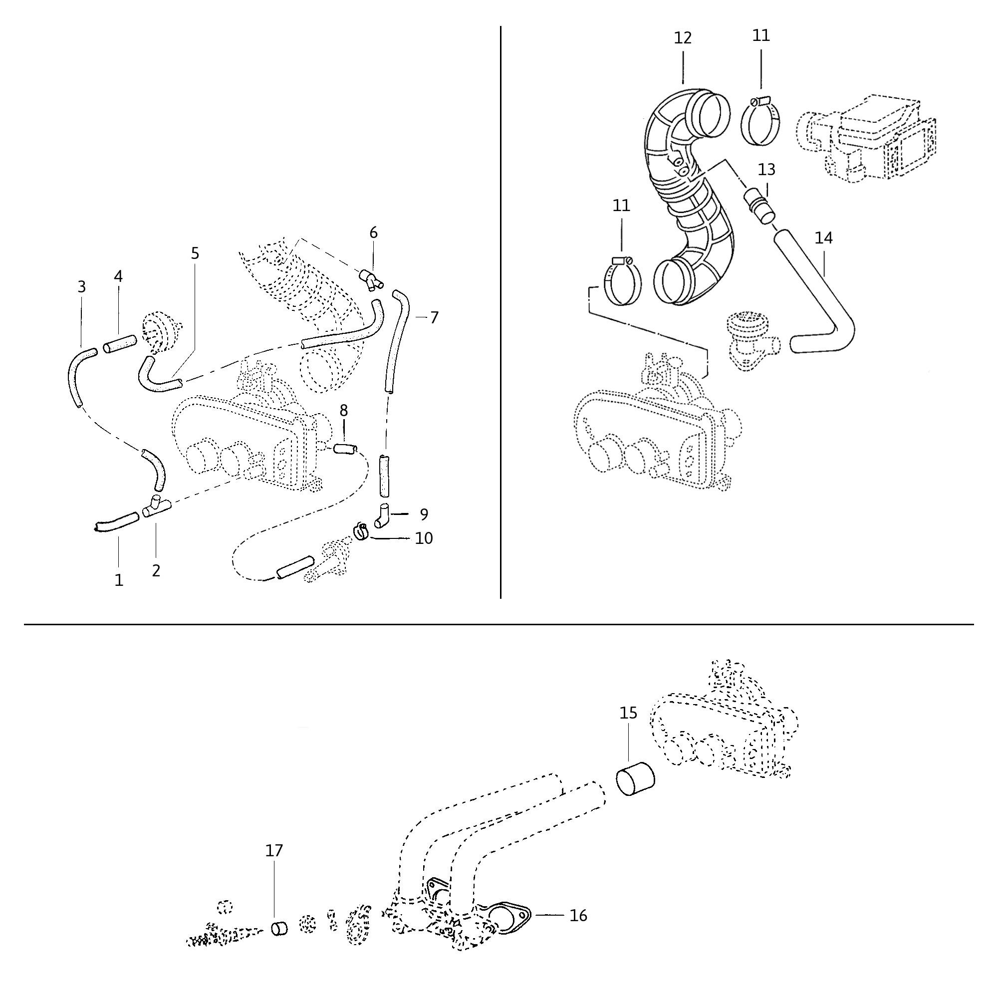 1976 Vw Transporter Vacuum Diagram Electrical Wiring Diagrams Alfa Romeo Bus Hose Guide 2015 Vehicles